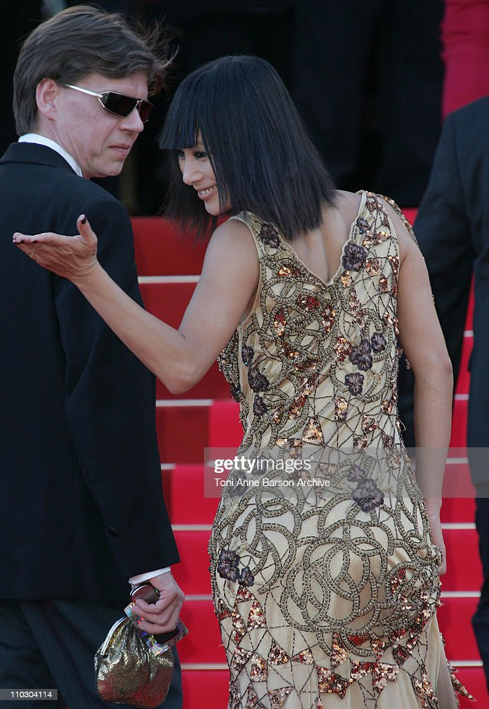 Bai Ling during 2007 Cannes Film Festival - 'Les Chansons d'Amour' Premiere at Palais des Festivals in Cannes, France.