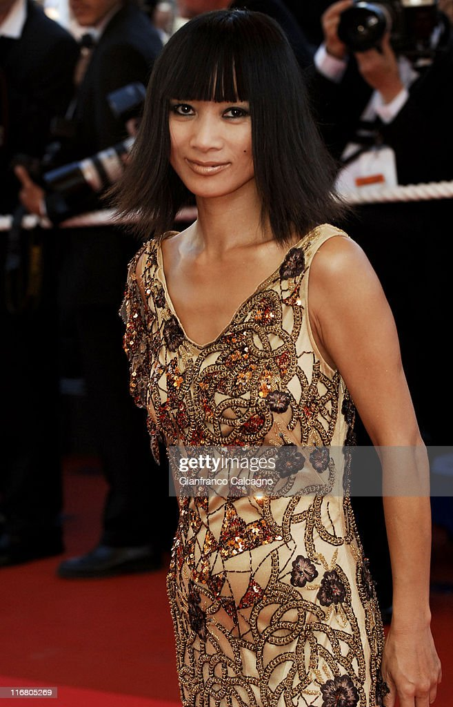 Bai Ling during 2007 Cannes Film Festival - 'Les Chansons d'Amour' Premiere at Palais des Festival in Cannes, France.