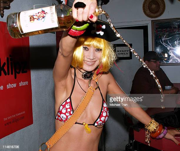 Bai Ling during Bai Ling and VH1 Launch New Reality Show Party July 19 2006 at Fiesta Cantina in West Hollywood California United States