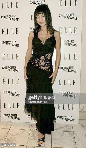 Bai Ling during Elle Magazine Hollywood's Hottest Stars at The Argyle in Hollywood California United States