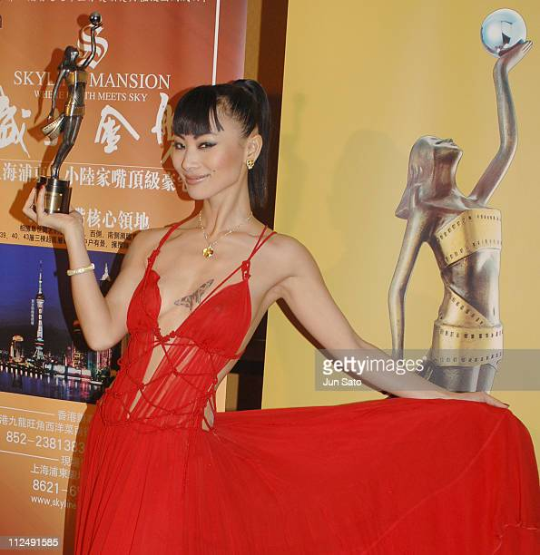 Bai Ling during The 24th Annual Hong Kong Film Awards After Party at Inter Continental Hotel in Kowloon Hong Kong