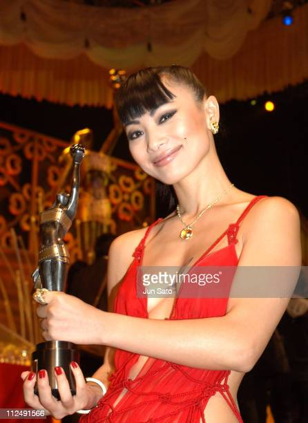 Bai Ling during The 24th Annual Hong Kong Film Awards Ceremony at Hong Kong Coliseum in Kowloon Hong Kong