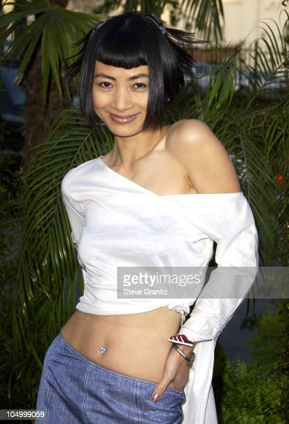 Bai Ling during Vanity Fair Toasts Guess In Celebration Of The Dream Denim Makers 20th Anniversary at The Wilshire Ebell Theatre in Los Angeles...