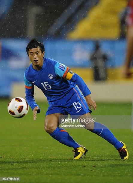 Baichung Bhutia of India