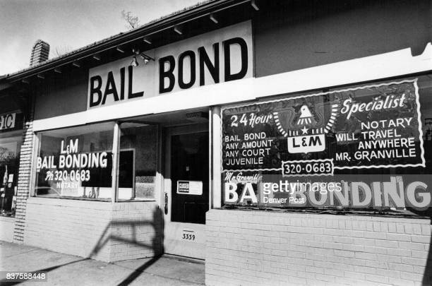 MAR 16 1981 MAR 21 1981 MAR 23 1981 Bail Bonds and Bail Bondsman Credit Denver Post