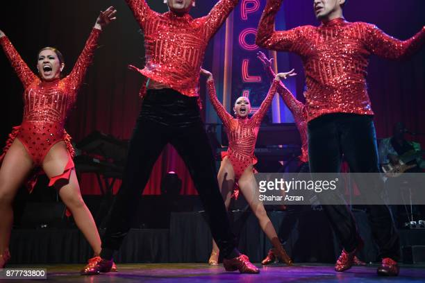 Baila Congo perform during Amateur Night At The Apollo Super Top Dog at The Apollo Theater on November 22 2017 in New York City Photo by Shahar...