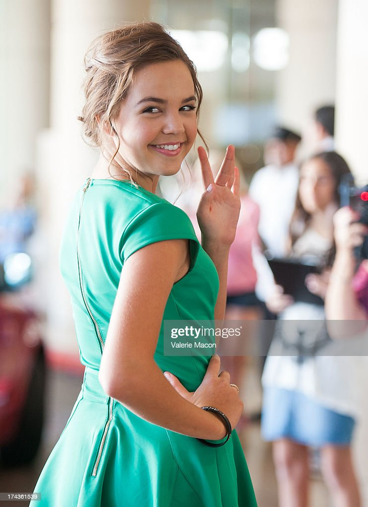 <a gi-track='captionPersonalityLinkClicked' href=/galleries/search?phrase=Bailee+Madison&family=editorial&specificpeople=4136620 ng-click='$event.stopPropagation()'>Bailee Madison</a> attends Hallmark Channel and Hallmark Movie Channel's '2013 Summer TCA' Press Gala at The Beverly Hilton Hotel on July 24, 2013 in Beverly Hills, California.