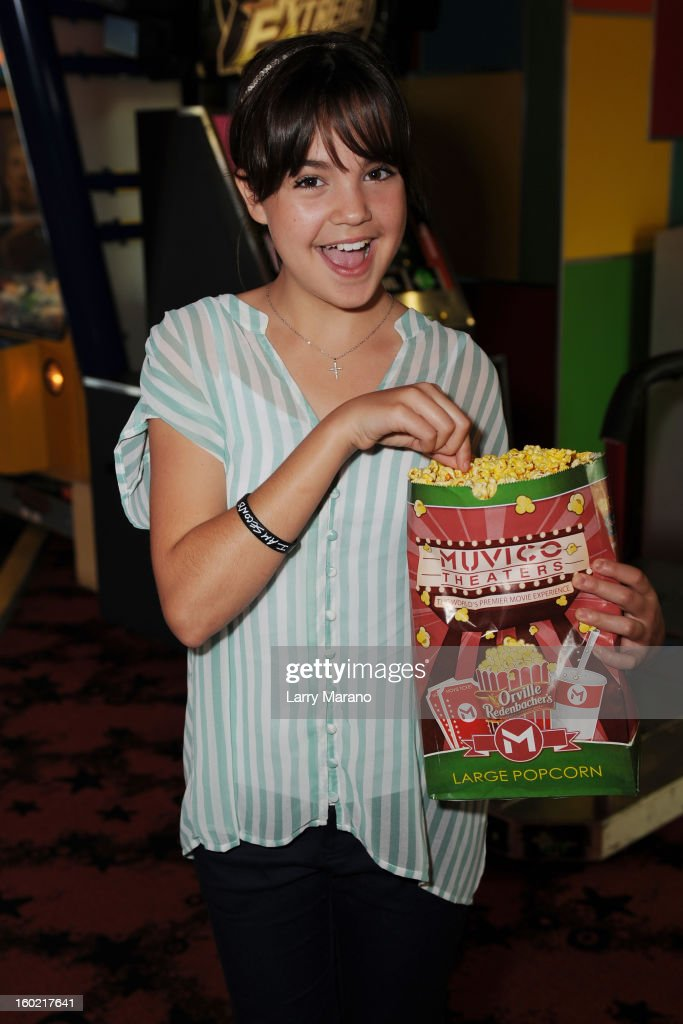 Bailee Madison poses for a portrait at 'Parental Guidance' on January 27, 2013 in Fort Lauderdale, Florida.