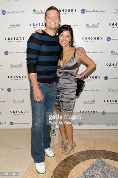 Bailey Chase and Patti Kim attend THE HASSENFELD COMMITTEE presents Adults in Toyland at Cipriani 23rd on November 5 2008 in New York City