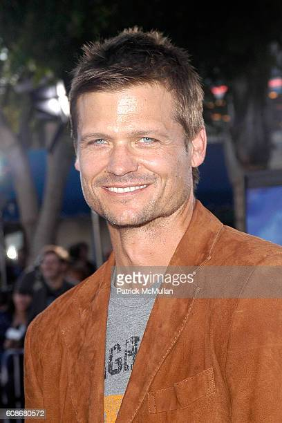 Bailey Chase attends 2007 Los Angeles Film Festival Premiere of 'Transformers' at Westwood on June 27 2007 in Westwood California