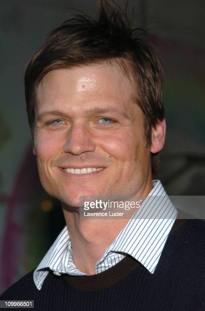 Bailey Chase during Opening Party for Rebecca Taylor's Boutique April 15 2004 at Rebecca Taylor Boutique in New York City New York United States