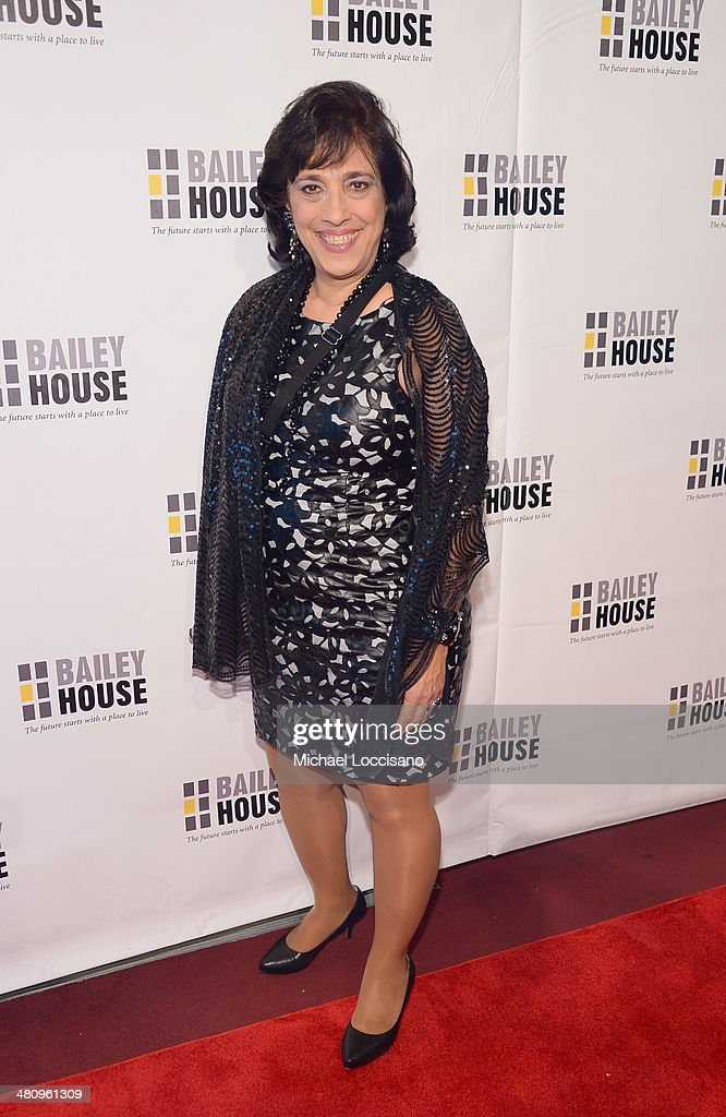 Bailey House CEO Regina Quattrochi attends the Bailey House's 2014 Gala & Auction at Pier 60 on March 27, 2014 in New York City.