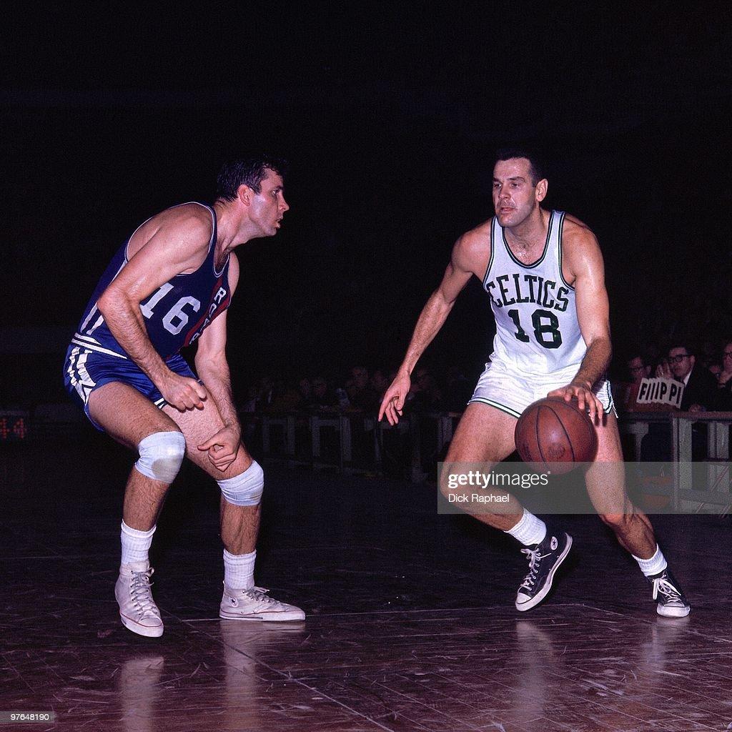 Cincinnati Royals vs Boston Celtics
