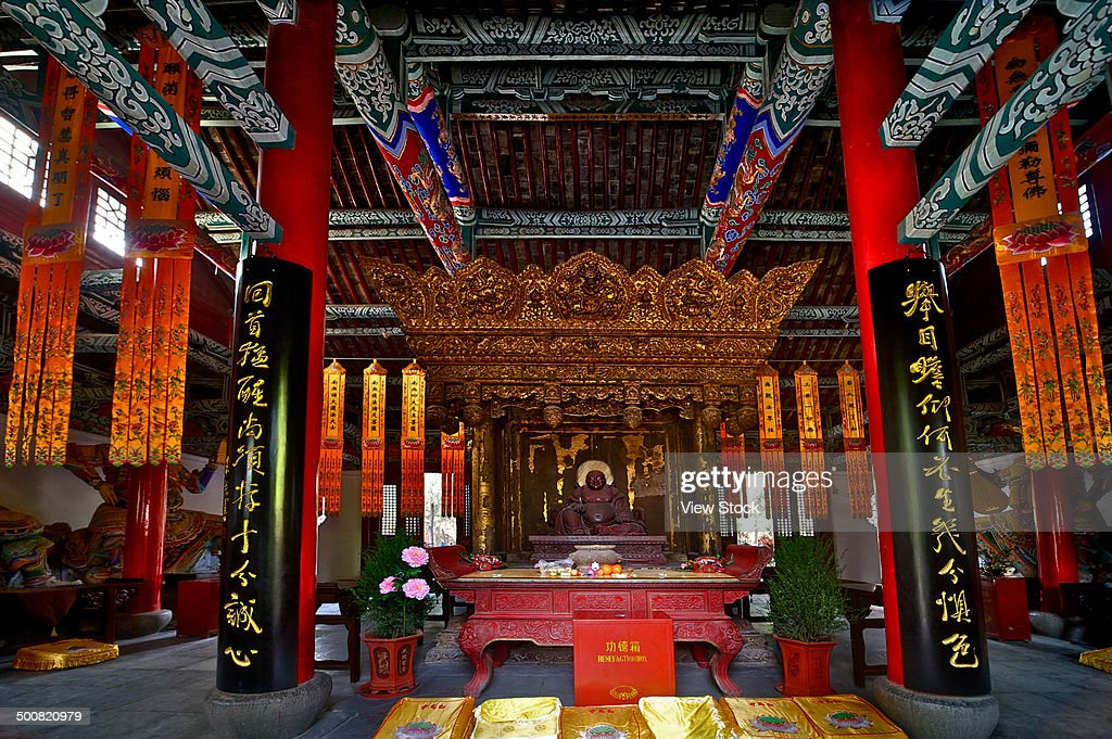 Baima Temple,Henan,China