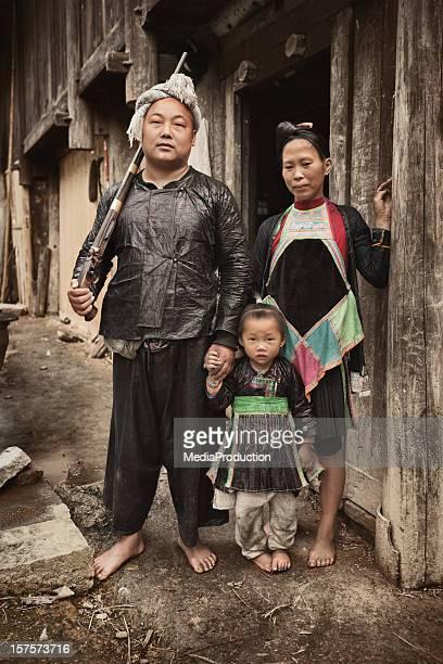 Baisha Miao famille