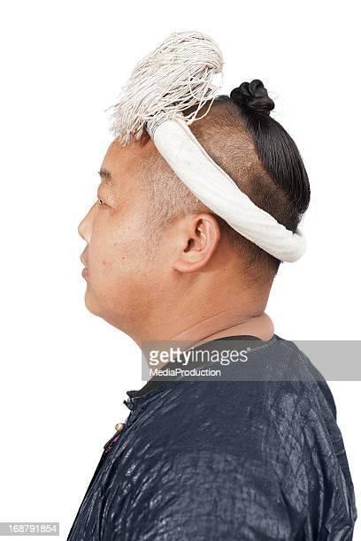 Baisha tribal man