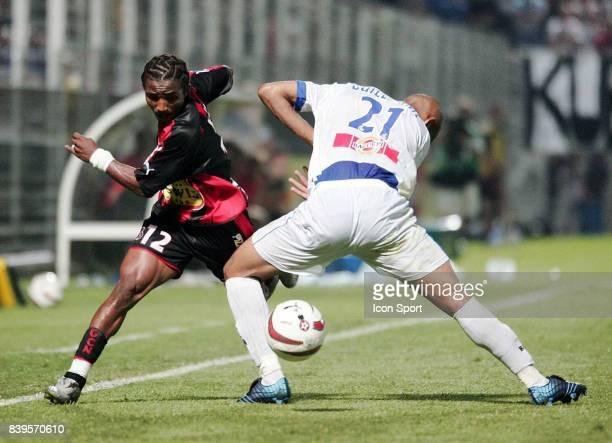 Bakary KONE / GUILLAUME 1e journee Ligue 1 Nice / Troyes