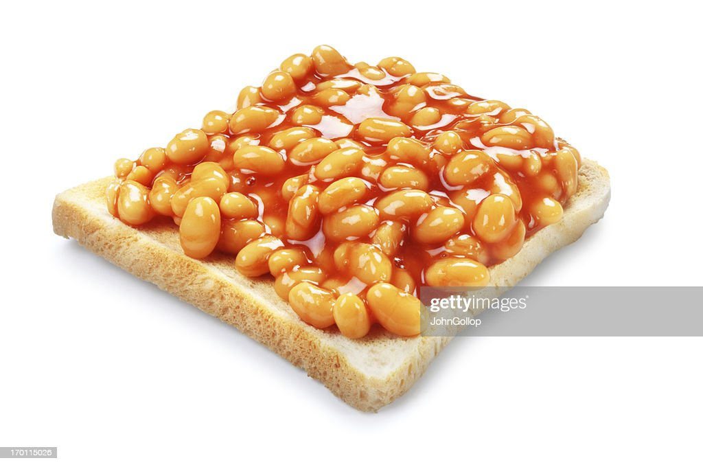 Baked Beans : Stock Photo