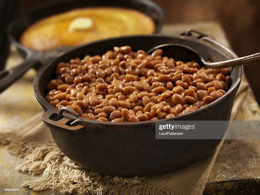 Baked Beans : Stock Photo