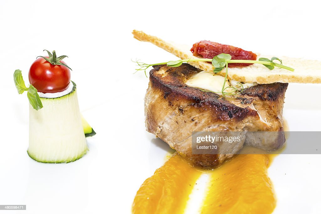baked meat : Stock Photo