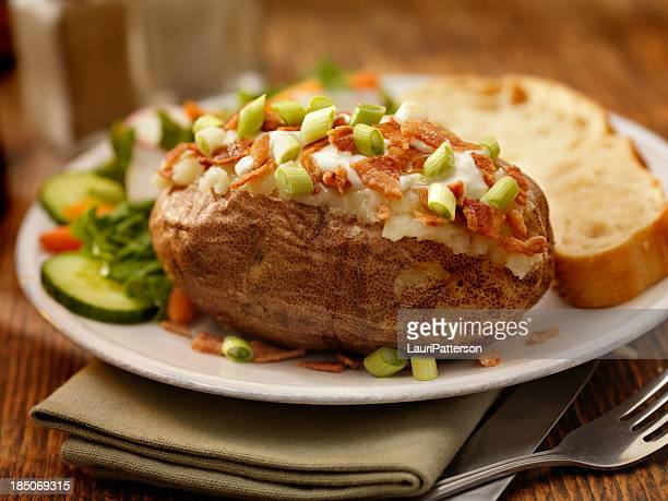 Baked Stuffed Potato