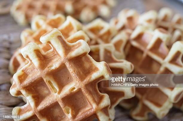 Baked waffle