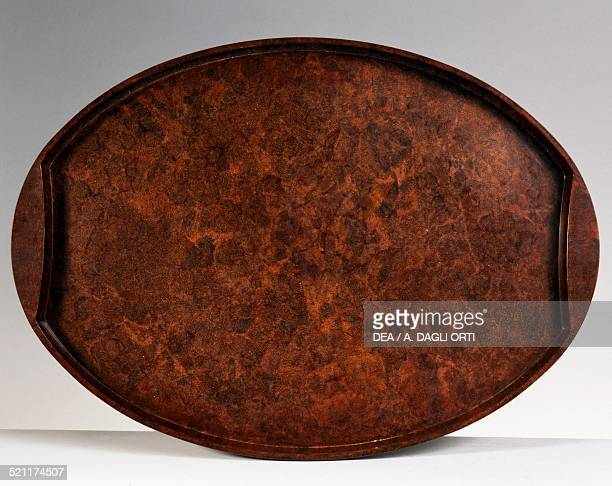 Bakelite tray 1940s United Kingdom 20th century United Kingdom