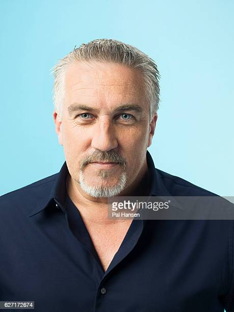 Baker and celebrity chef Paul Hollywood is photographed for the Observer on May 27 2016 in London England