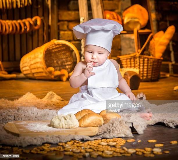 Baker-Baby