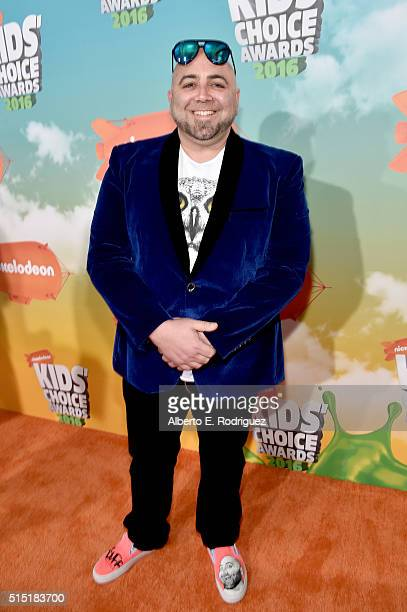 Baker Duff Goldman attends Nickelodeon's 2016 Kids' Choice Awards at The Forum on March 12 2016 in Inglewood California