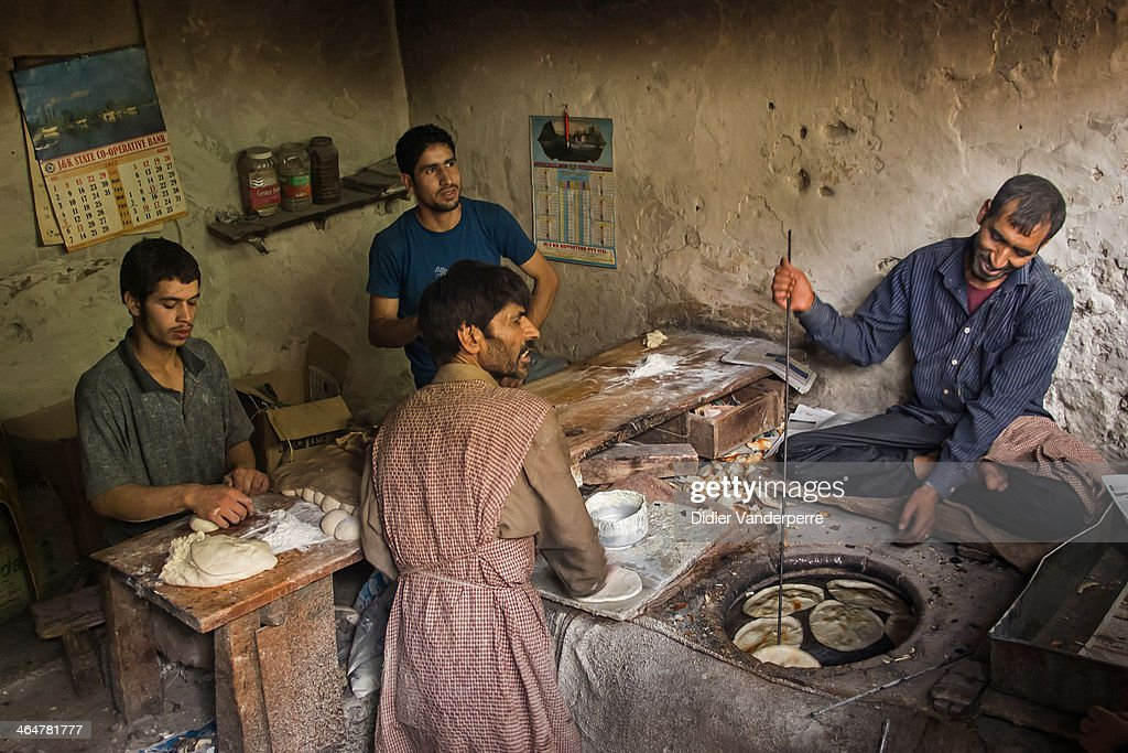 CONTENT] Baker Leh Ladakh Kashmir India Baking Tandoor tandor bread