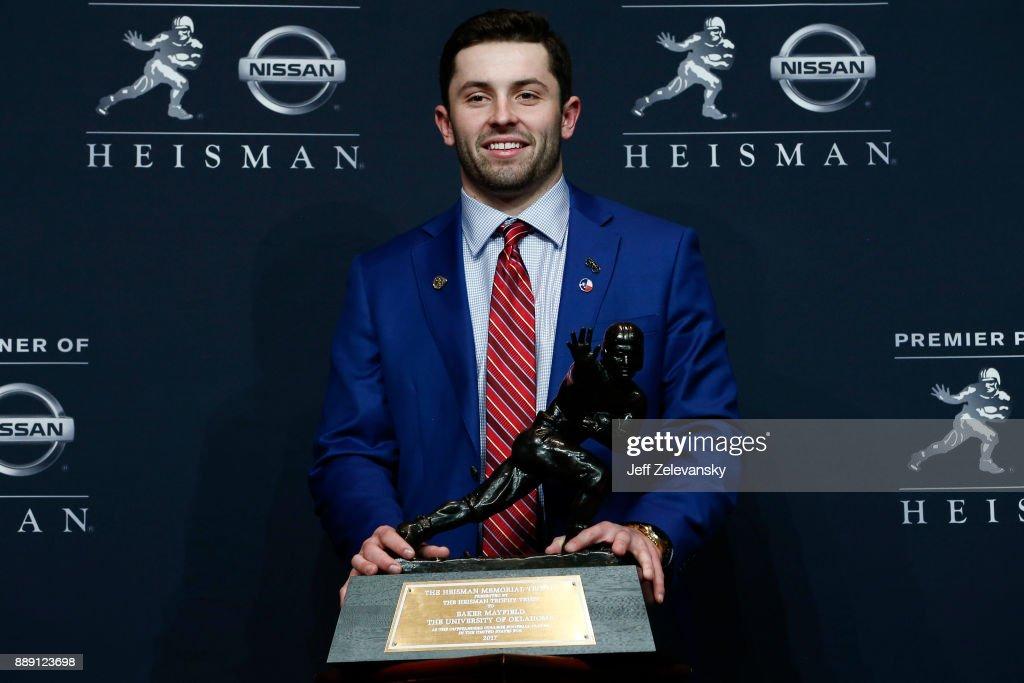 Heisman Trophy Presentation - Press Conference