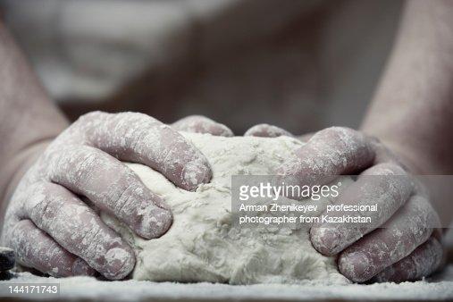 Baker : Foto de stock