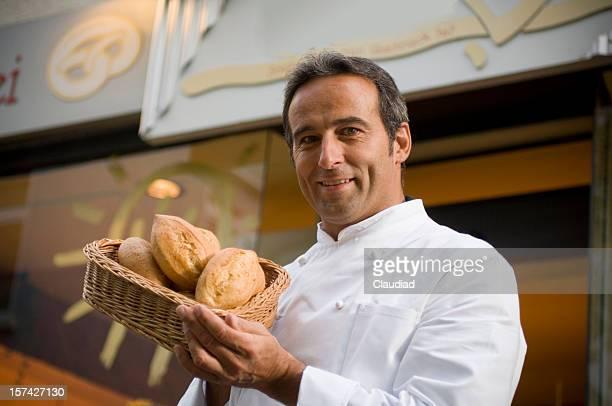 Une boulangerie