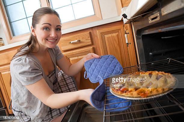 Backen ein pie