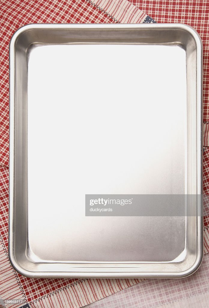 Baking / Cookie Sheet with copyspace