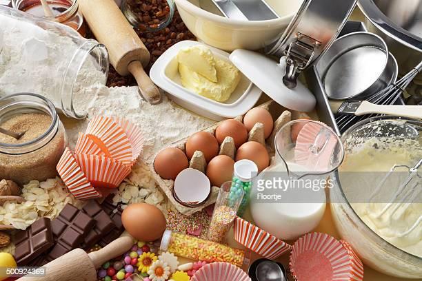 Baking Stills: Abundance