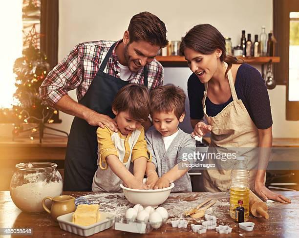 Baking under supervision