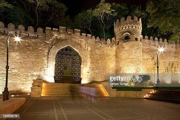 Baku Old City gate
