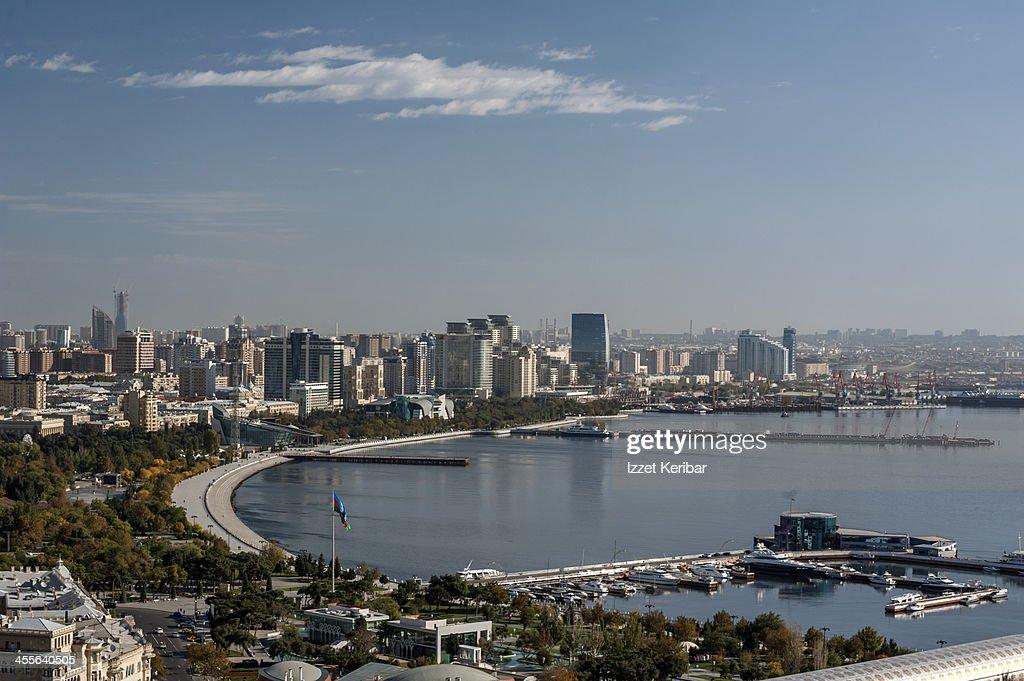 Baku Seaside Bulevard, Azerbaijan