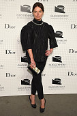 Balan Yana attends the Guggenheim International Gala PreParty made possible by Dior on November 5 2014 in New York City
