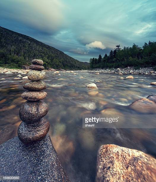 Balance in the River