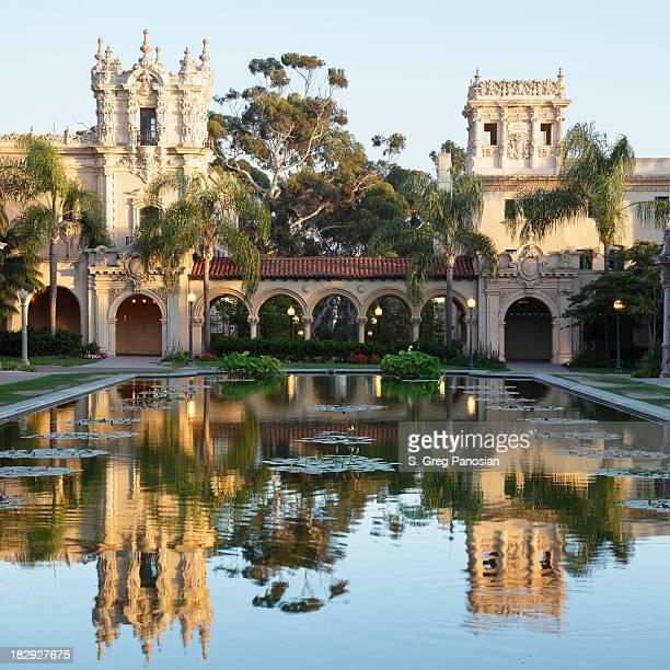 Balboa Park architettura