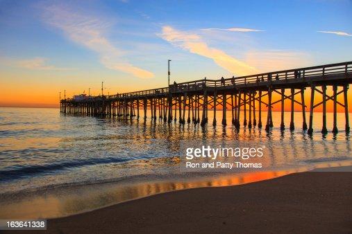 Balboa Pier, Orange County California