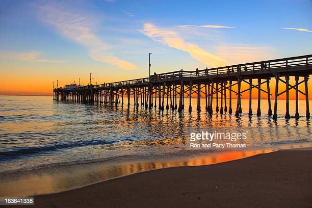 Balboa Pier, Orange County California