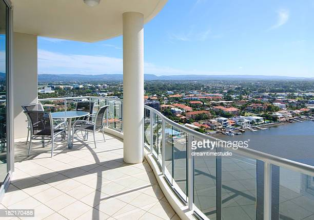 Un balcon