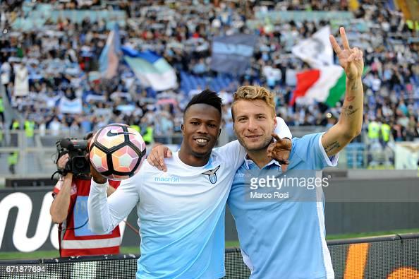 SS Lazio v US Citta di Palermo - Serie A : News Photo