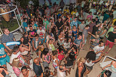 Balearic Islands - Edkandi performance at Es Paradise discotheque