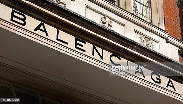 Balenciaga Mount Street London