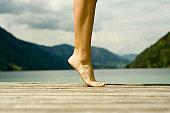 Balett on Pier